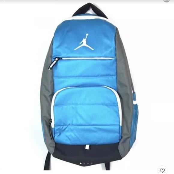 4c94788779 Nike jordan all world turquoise backpack